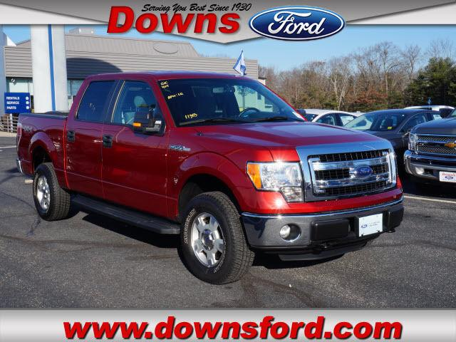 2013 ford f 150 supercrew 4x4 xlt for sale in dover township new jersey classified. Black Bedroom Furniture Sets. Home Design Ideas