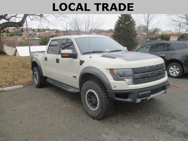 2013 Ford F-150 SVT Raptor 4x4 SVT Raptor 4dr SuperCrew