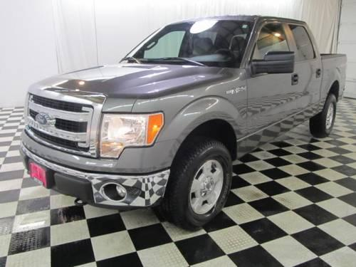 2013 ford f 150 truck 4x4 xlt super crew cab for sale in kellogg idaho classified. Black Bedroom Furniture Sets. Home Design Ideas