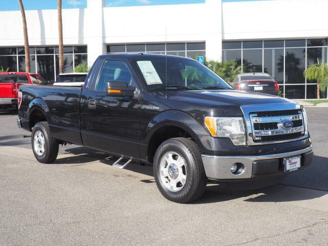 2013 Ford F-150 XL 4x2 XL 2dr Regular Cab Styleside 6.5