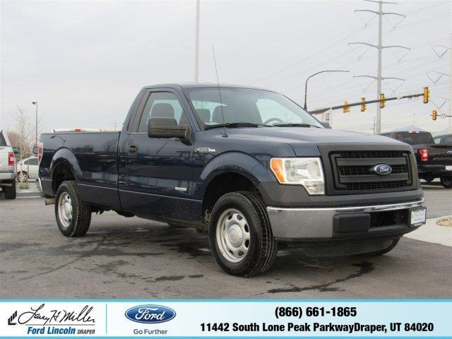 2013 Ford F-150 XL 4x2 XL 2dr Regular Cab Styleside 8
