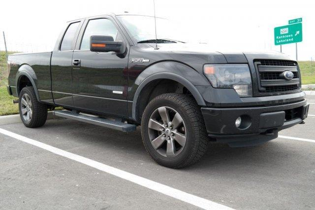 2013 Ford F-150 XL 4x4 XL 4dr SuperCab Styleside 6.5