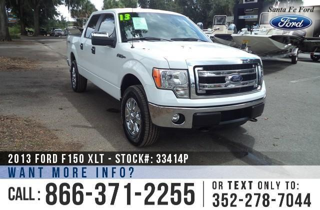 2013 Ford F-150 XLT - 15K Miles - Financing Available!