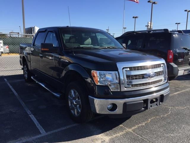 2013 Ford F-150 XLT 4x2 XLT 4dr SuperCrew Styleside 5.5