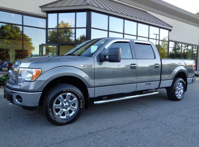 2013 Ford F-150 XLT 4x4 XLT 4dr SuperCrew Styleside 5.5 ft. SB for Sale in Edgemere
