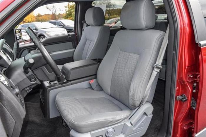 2013 Ford F-150 XLT 4x4 XLT 4dr SuperCrew Styleside 6.5