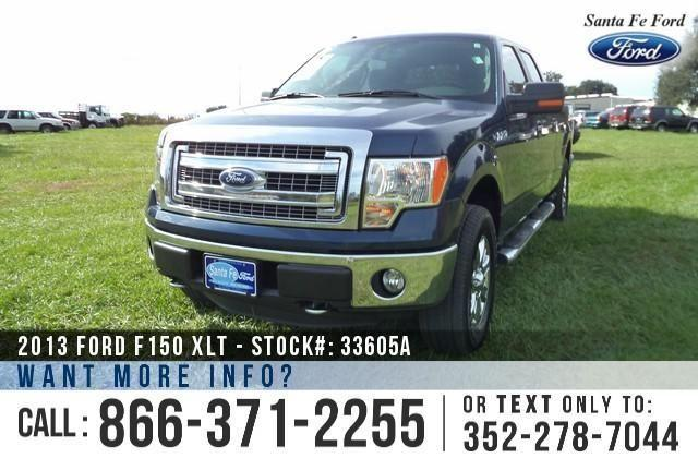 2013 Ford F-150 XLT - 5K Miles - On-site Financing!