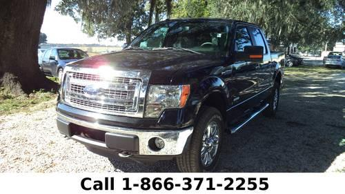 2013 Ford F-150 XLT - Back-up Cam - Running Boards