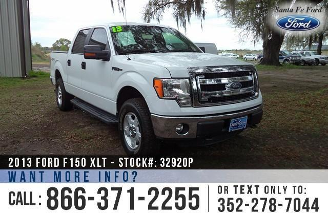 2013 Ford F-150 XLT - Back-up Sensor - Running Boards