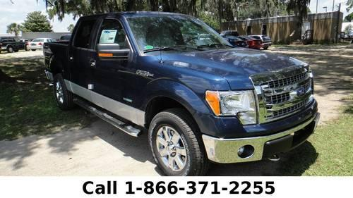 2013 Ford F-150 XLT - Compass - Tow Hooks