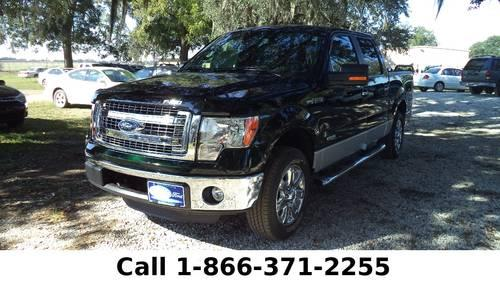 2013 Ford F-150 XLT - Fog Lamps - Power Driver Seat