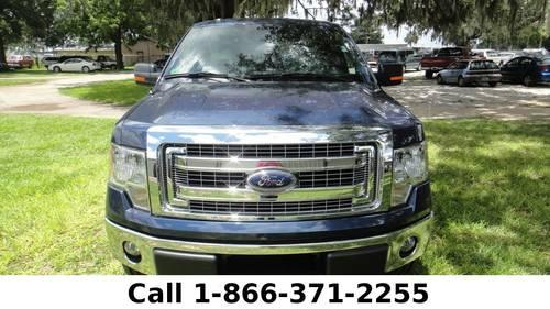 2013 Ford F-150 XLT - Running Boards - Power Driver