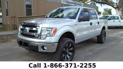 2013 ford f 150 xlt warranty 4x4 crew cab for sale in gainesville florida classified. Black Bedroom Furniture Sets. Home Design Ideas