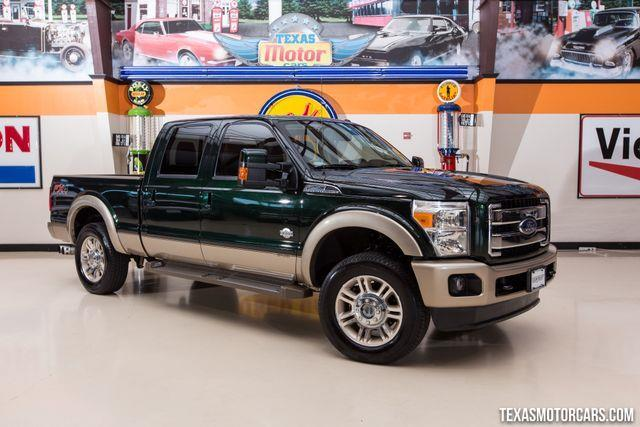 2013 Ford F-250 Super Duty King Ranch 4x4 King Ranch