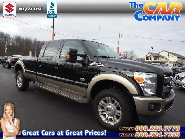 2013 Ford F 350 Super Duty King Ranch 4x4 King Ranch 4dr Crew Cab 6 8 Ft Sb Srw Pickup For Sale