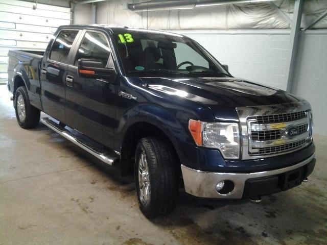 2013 ford f150 4wd supercrew xlt 6 1 2 for sale in cincinnati ohio classified. Black Bedroom Furniture Sets. Home Design Ideas