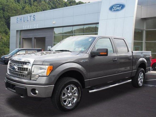 2013 Ford F150 4x4 SuperCrew