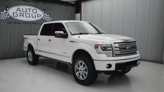 2013 Ford F150 Platinum For Sale In San Antonio Texas