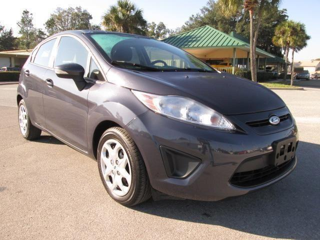 Rountree Moore Ford >> 2013 Ford Fiesta 4D Hatchback SE for Sale in Lake City ...