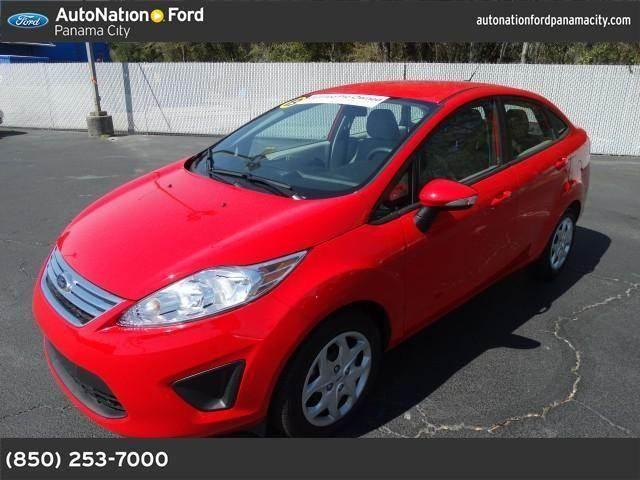 2013 ford fiesta for sale in panama city florida classified. Black Bedroom Furniture Sets. Home Design Ideas