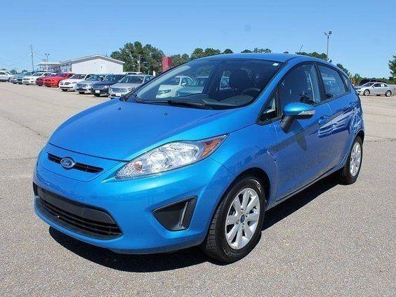 2013 Ford Fiesta Hatchback Hatchback 4 Door For Sale In