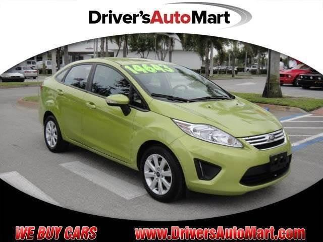 2013 ford fiesta se for sale in cooper city florida classified. Black Bedroom Furniture Sets. Home Design Ideas