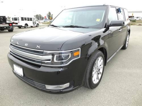 2013 ford flex 4d sport utility limited for sale in salinas california classified. Black Bedroom Furniture Sets. Home Design Ideas
