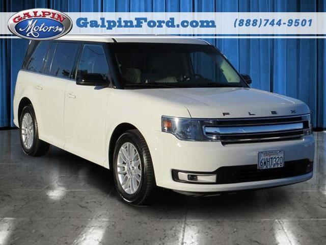 2013 ford flex 4dr car sel for sale in northridge california classified. Black Bedroom Furniture Sets. Home Design Ideas