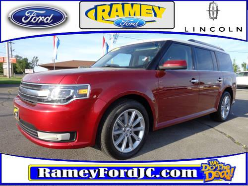 2013 ford flex crossover limited for sale in johnson city tennessee classified. Black Bedroom Furniture Sets. Home Design Ideas