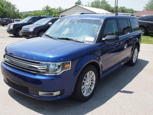 2013 ford flex crossover sel for sale in dunbar pennsylvania classified. Black Bedroom Furniture Sets. Home Design Ideas