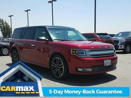2013 Ford Flex Limited AWD Limited 4dr Crossover
