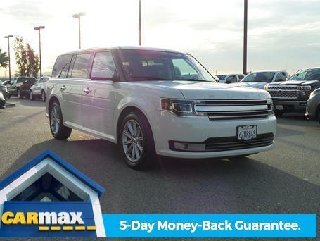 2013 Ford Flex Limited Limited 4dr Crossover