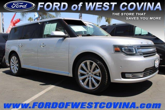 West Covina Ford >> 2013 Ford Flex Limited Limited 4dr Crossover for Sale in West Covina, California Classified ...
