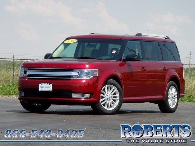 2013 ford flex sel 4dr wagon for sale in alton illinois classified. Black Bedroom Furniture Sets. Home Design Ideas