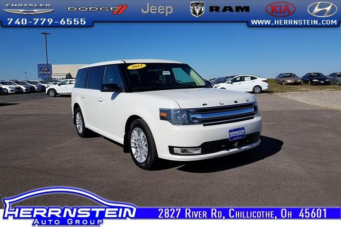 2013 Ford Flex Sel Awd Sel 4dr Crossover For Sale In