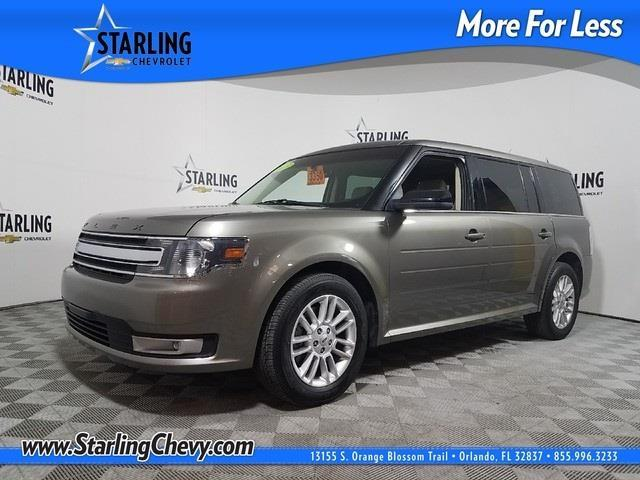 2013 Ford Flex SEL SEL 4dr Crossover