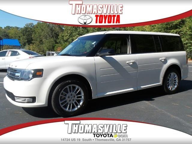 2013 ford flex sel sel 4dr crossover for sale in thomasville georgia classified. Black Bedroom Furniture Sets. Home Design Ideas