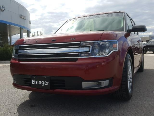 2013 ford flex sel sel 4dr crossover for sale in evergreen for Eisinger motors used cars