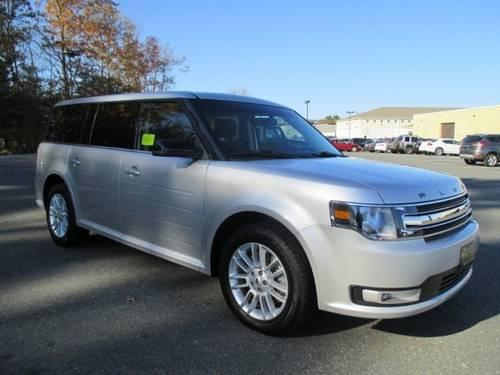 2013 ford flex station wagon sel for sale in mendon massachusetts classified. Black Bedroom Furniture Sets. Home Design Ideas