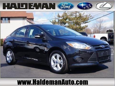 2013 Ford Focus 4 Door Sedan For Sale In East Windsor New