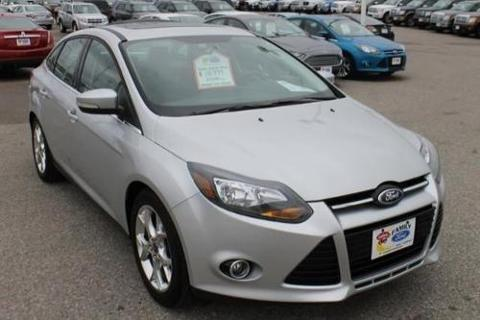 Ford Focus Buyback >> 2013 FORD FOCUS 4 DOOR SEDAN for Sale in Fargo, North Dakota Classified | AmericanListed.com