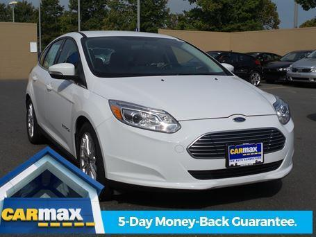 2013 ford focus electric electric 4dr hatchback for sale in lynchburg virginia classified. Black Bedroom Furniture Sets. Home Design Ideas