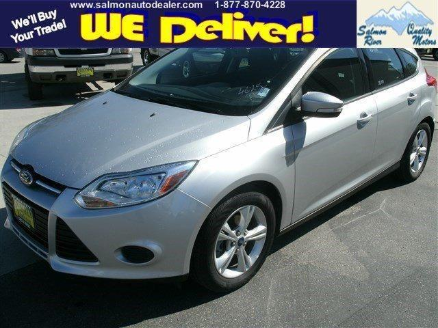 2013 ford focus hatchback se for sale in baker idaho classified. Black Bedroom Furniture Sets. Home Design Ideas