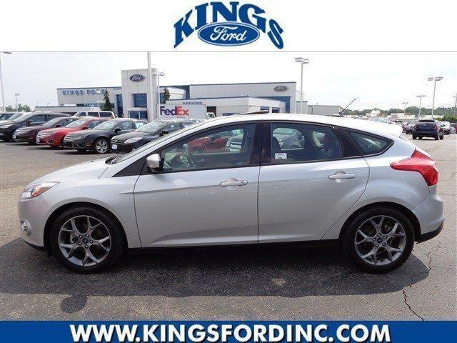 2013 ford focus hatchback se for sale in symmes township ohio classified. Black Bedroom Furniture Sets. Home Design Ideas