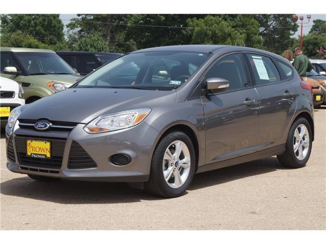 2013 ford focus hatchback se for sale in tyler texas classified. Black Bedroom Furniture Sets. Home Design Ideas