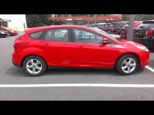 2013 ford focus hatchback se for sale in frederick maryland classified. Black Bedroom Furniture Sets. Home Design Ideas