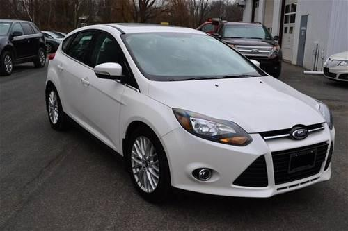 2013 ford focus hatchback titanium for sale in rhinebeck new york. Cars Review. Best American Auto & Cars Review
