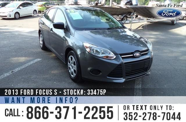 2013 Ford Focus S - 9K Miles - Finance Here!