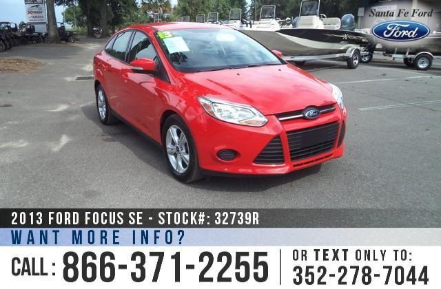 2013 Ford Focus SE - 13K Miles - Financing Available!