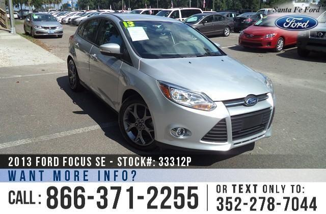 2013 Ford Focus SE - 26K Miles - Finance Here!